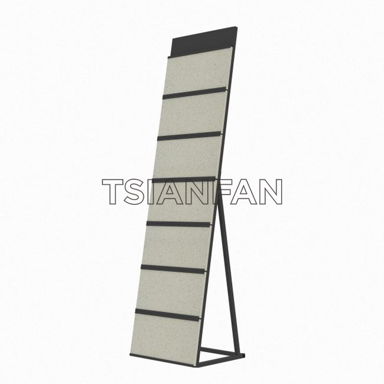 Waterfall Tile Display Stand 650x650 St-14