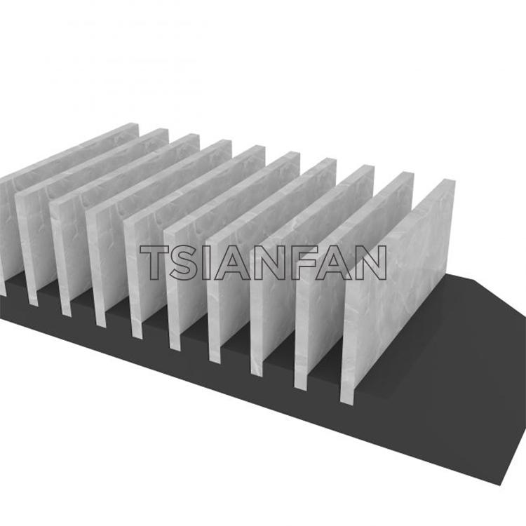 Modern Tile Countertop Stand Ceramic Tile Holders