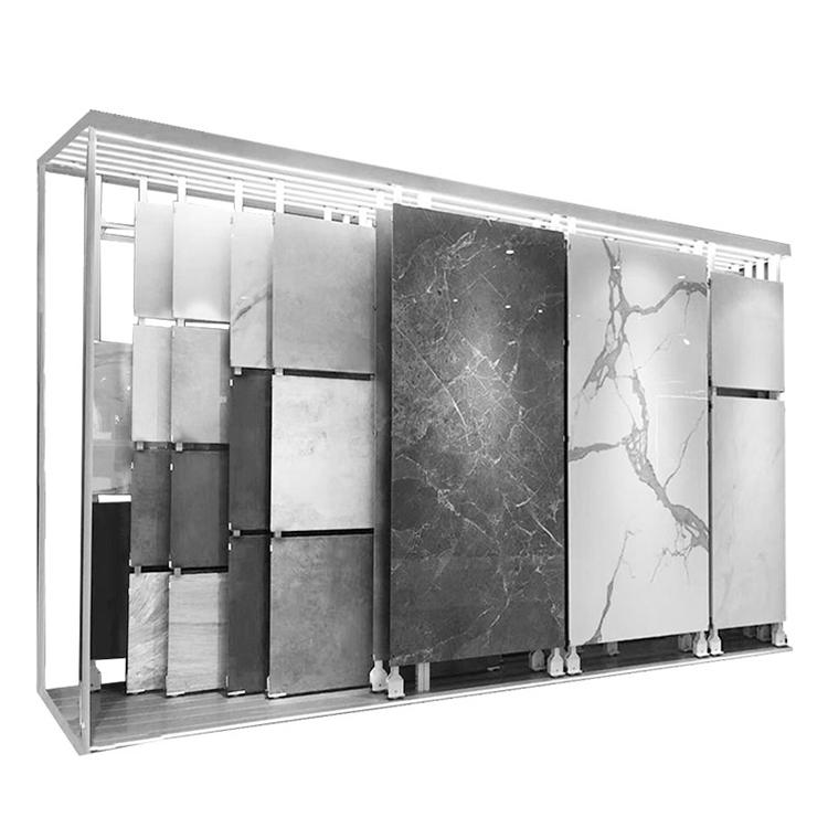 Ceramic Tile Metal Display Racks
