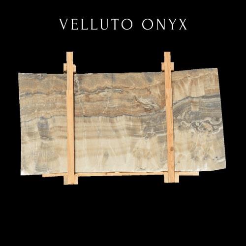 Velluto Onyx - Light Green Onyx