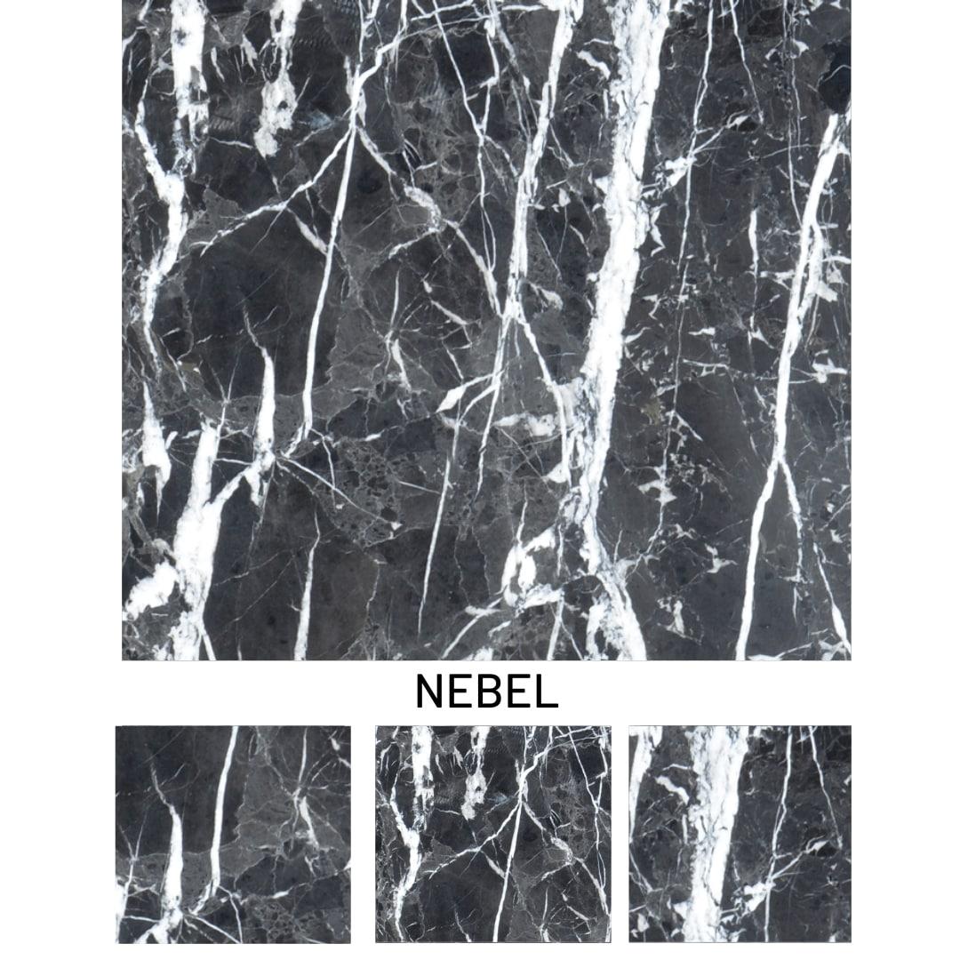 Anatolian Black Marble - Nebel
