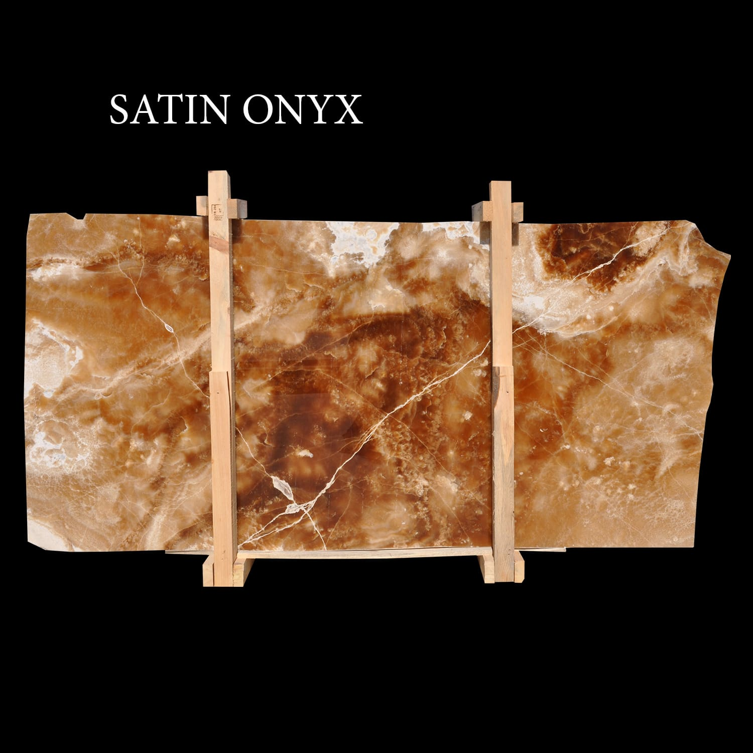Satin Onyx Slabs 20mm