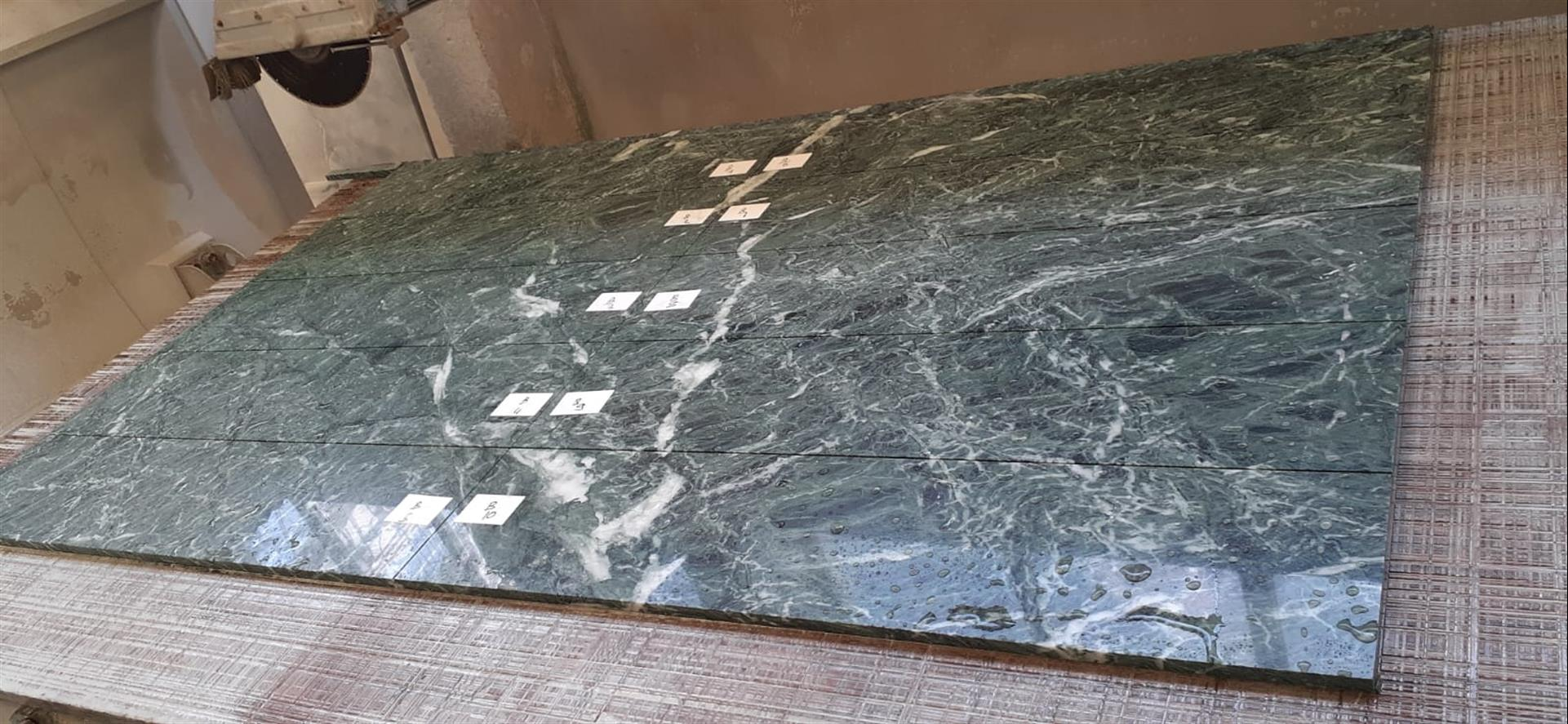 Verde Forest Green Marble