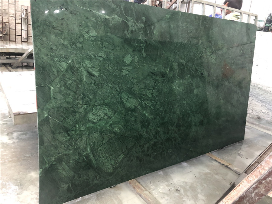 India Green Marble