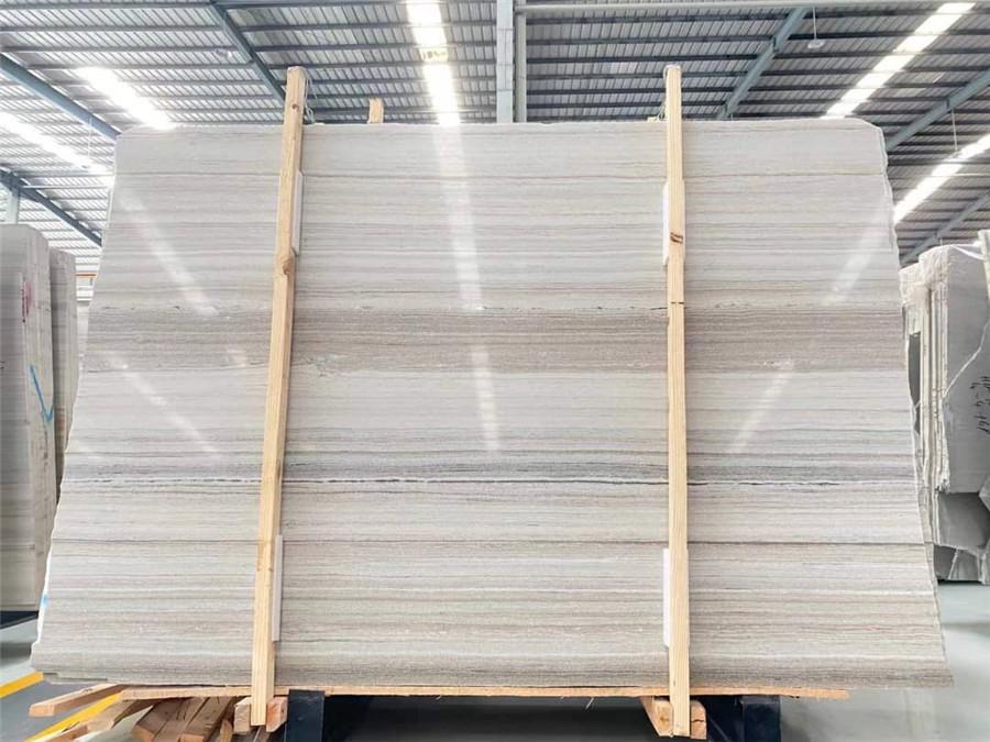 Crystal wood grain