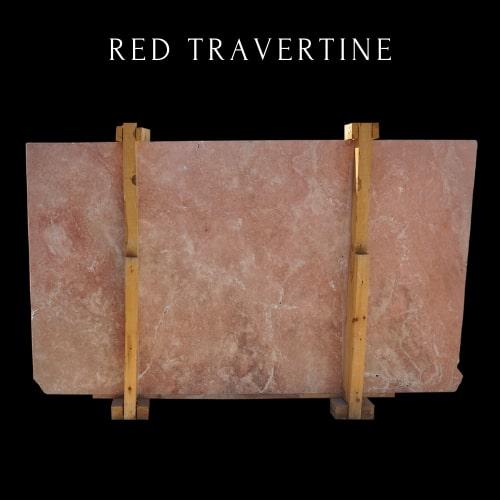 Antique Red Travertine-Persian Red Travertine