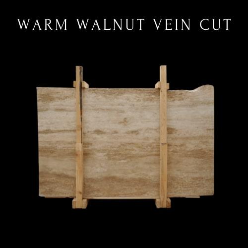 Brown Vein Cut Travertine -Travertine Noche