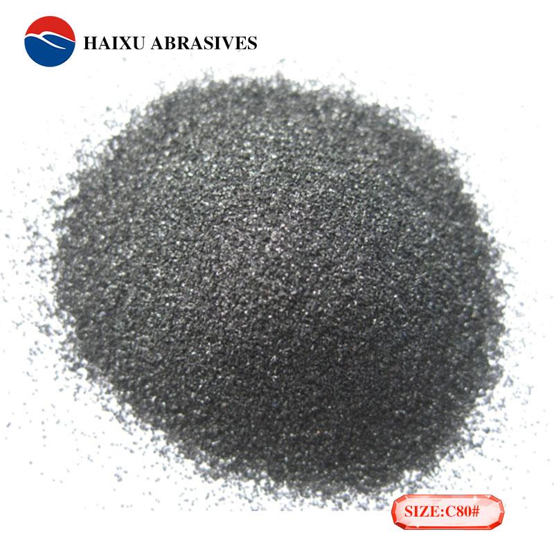Black silicon carbide SiC Abrasive for Sandblastin