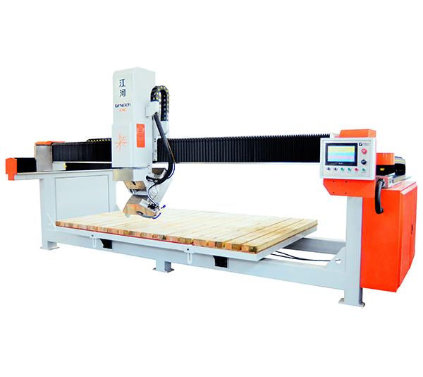 ?4 Axis Bridge Cutting Machine GQ-3220B
