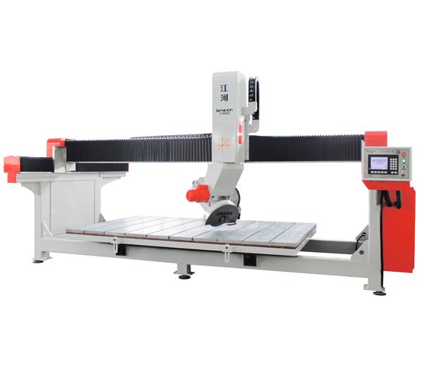 5 Axis Bridge Cutting Machine GQ-3220D