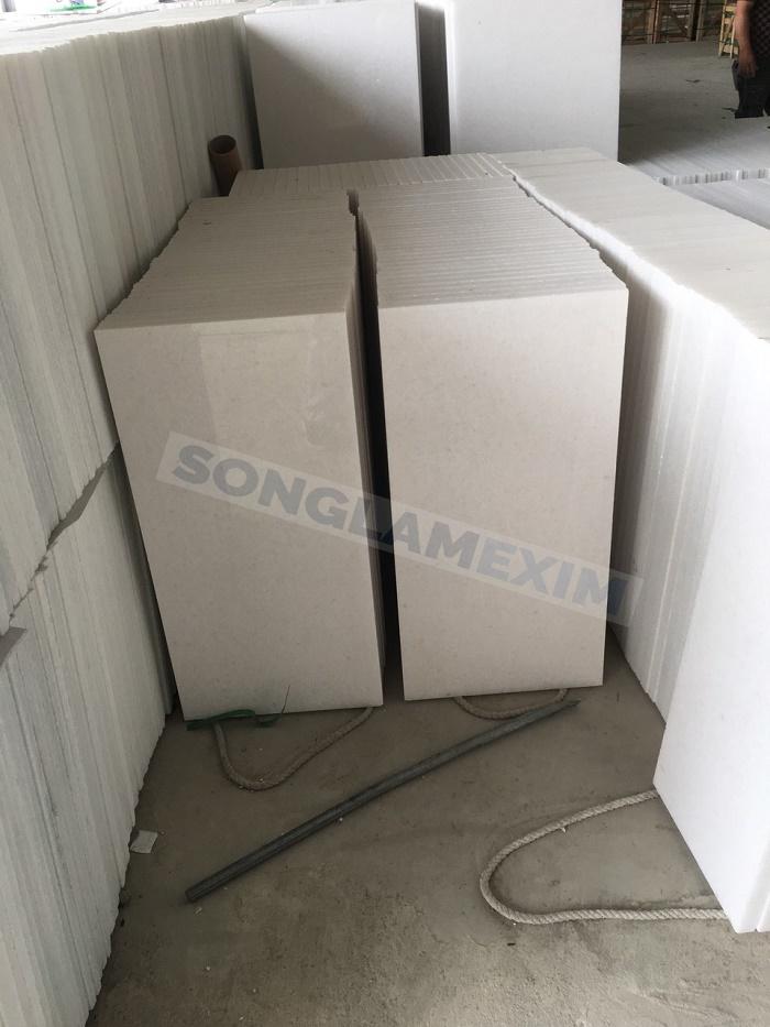 Vietnam White Marble TIles