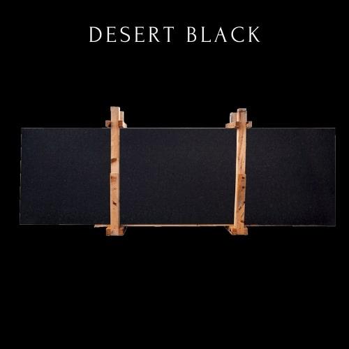 Black Granite - Desert Black Granite