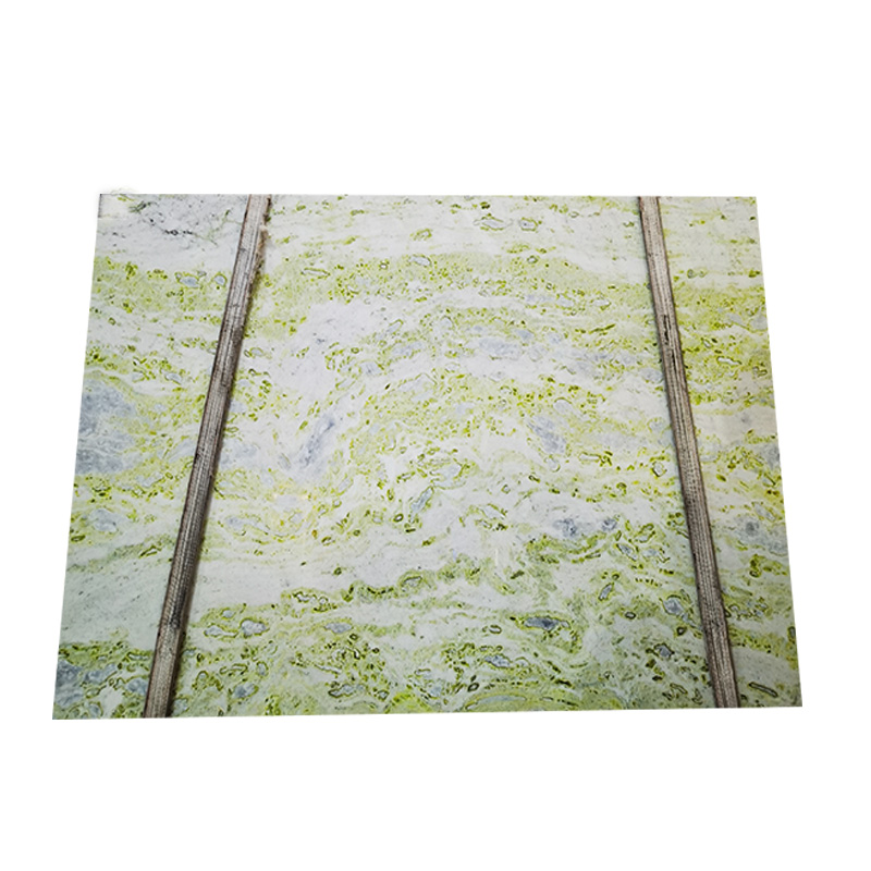 Factory price Chinese light green onyx marble slab for wall