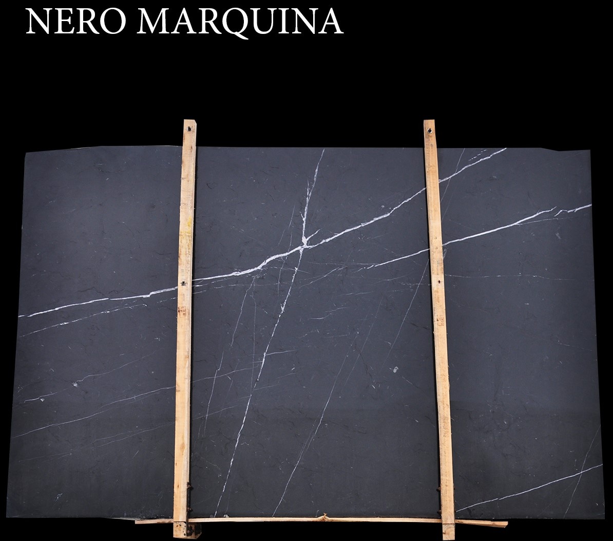 Nero Marquina Black Marble