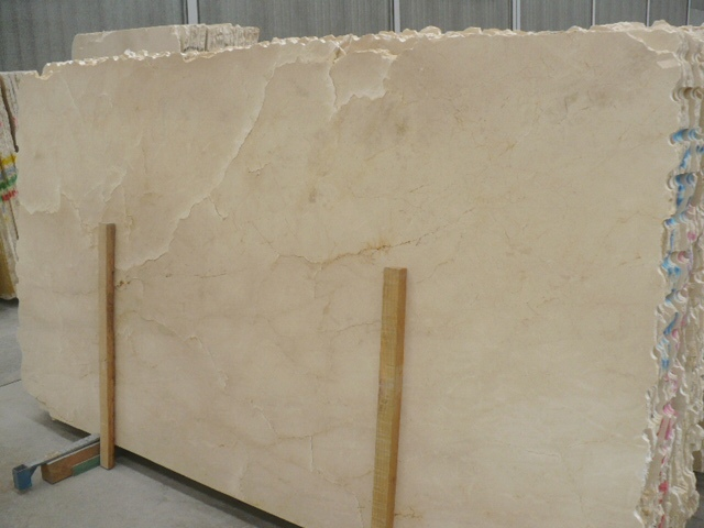 Crema Marfil marble slabs Clasico Range