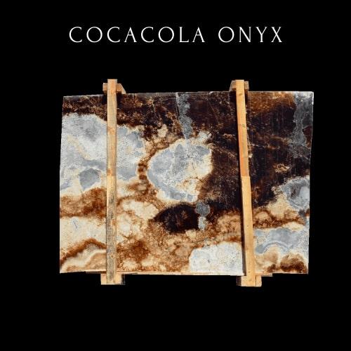 Coca Cola Onyx - Silver Onyx