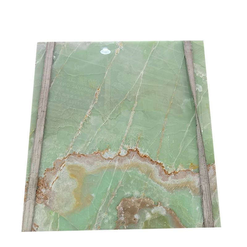 China manufacturer Luxury green onyx