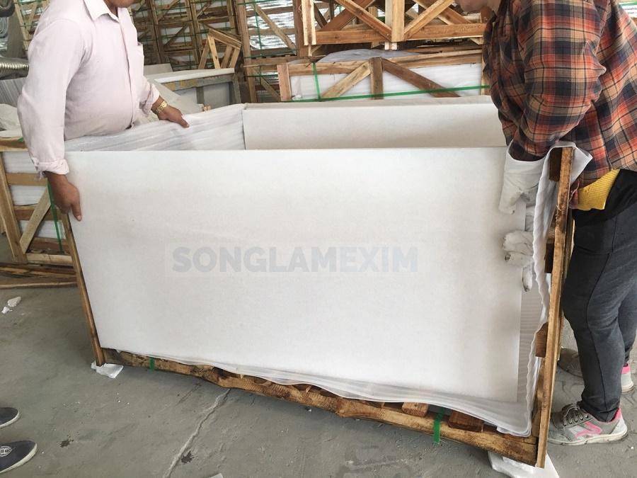 Vietnam White Marble Medium Quality