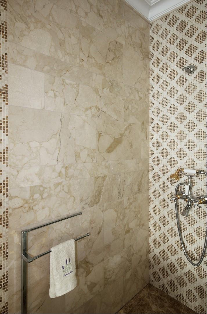 Botanica - Beige Marble Tiles