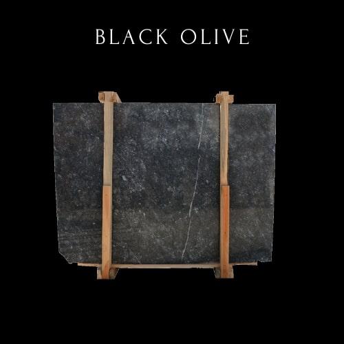 Wellige wei?e schwarze Marmorplatte-Wavy White Black Marble Slab