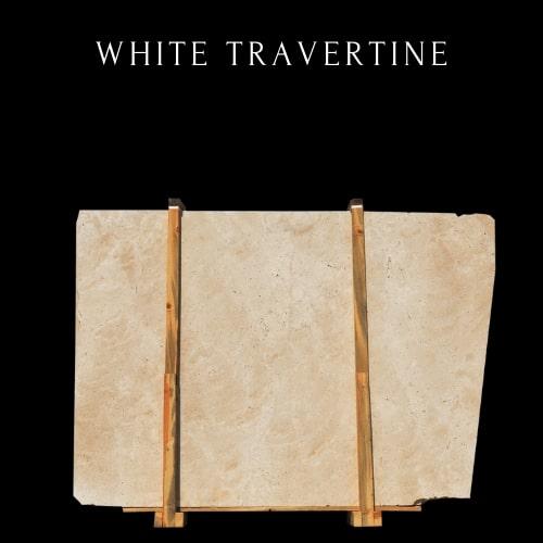 White Travertine - Classic Travertine