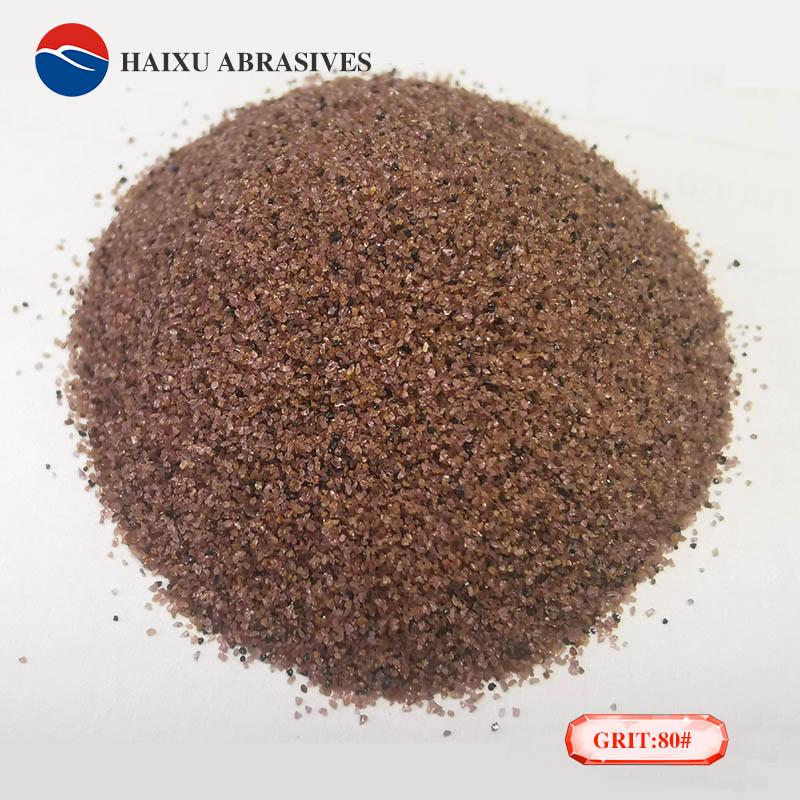 Garnet Sand for Water jet Cutting