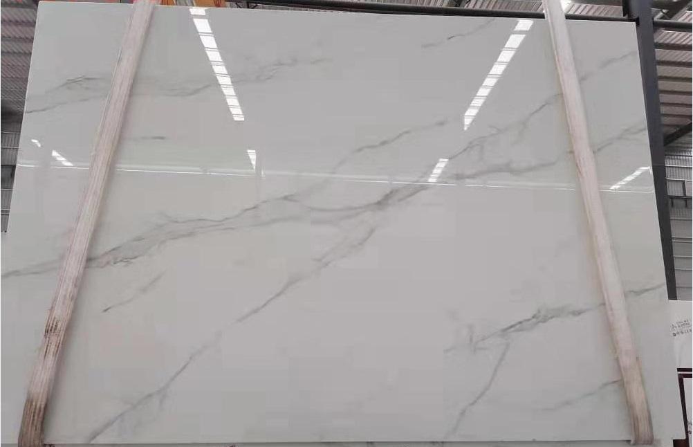 Artificial Marble 3D Calacatta White