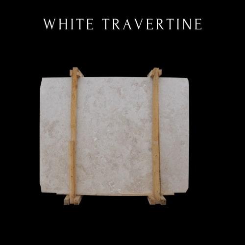 White Travertine - Classic Light Travertine