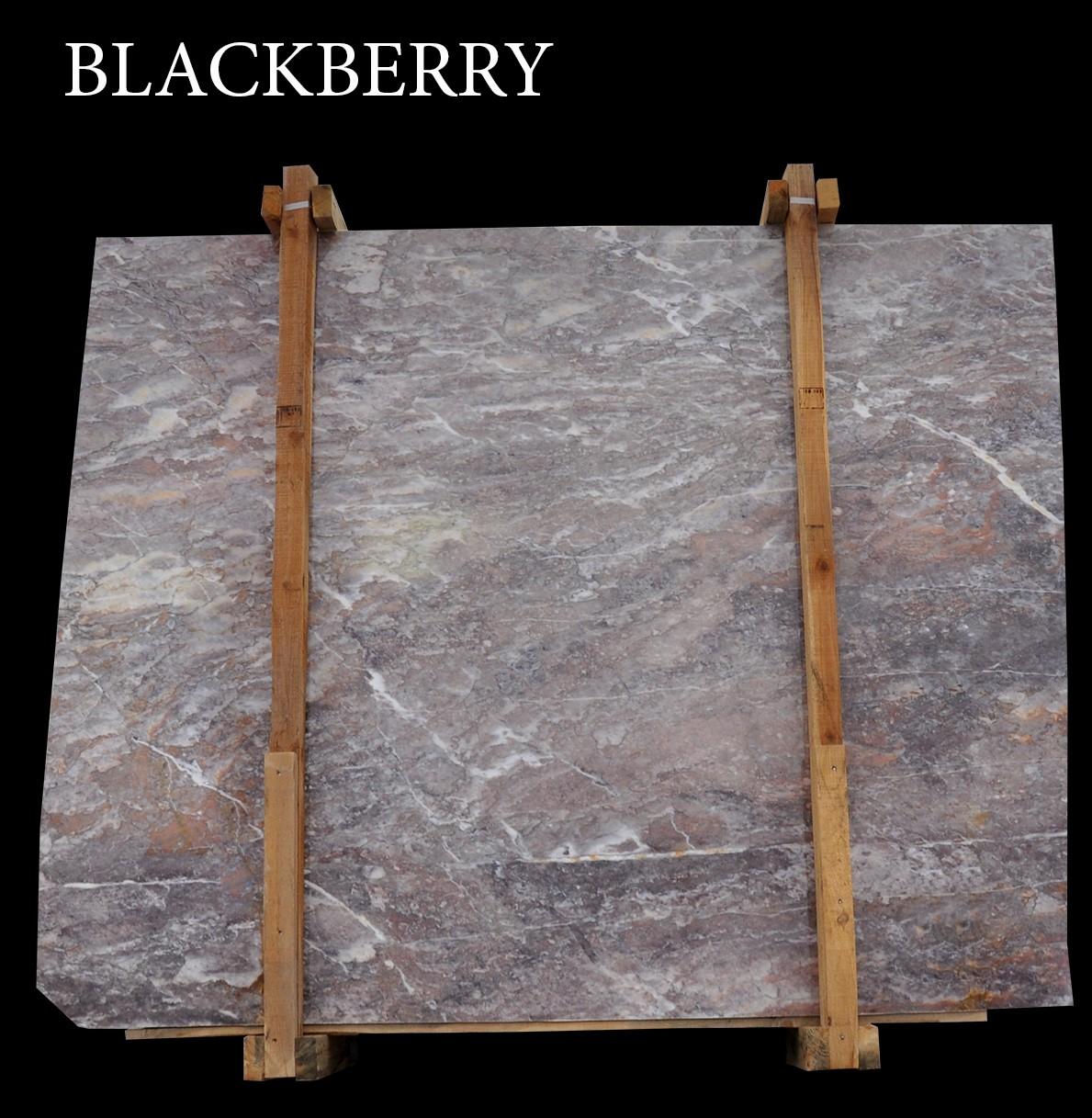 Blackberry Cross Cut Slabs