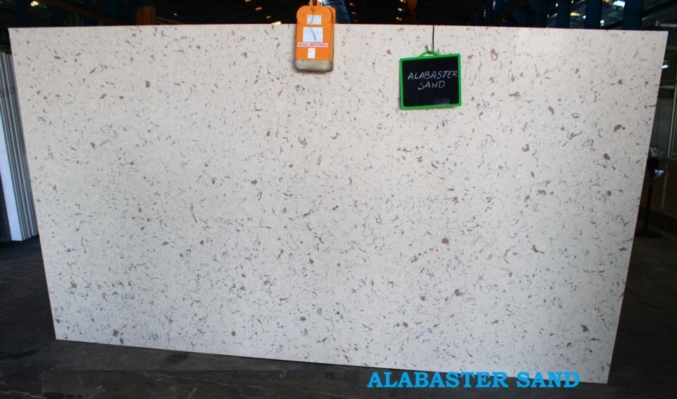 Alabstersand - Quartz Slab