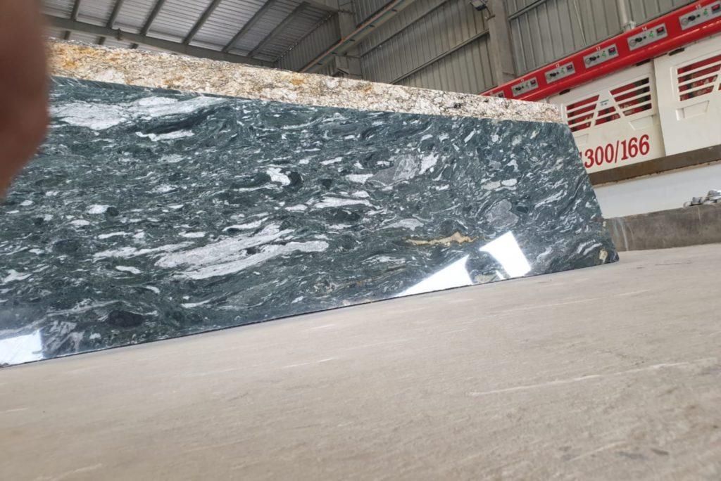 Alaska Green Granite