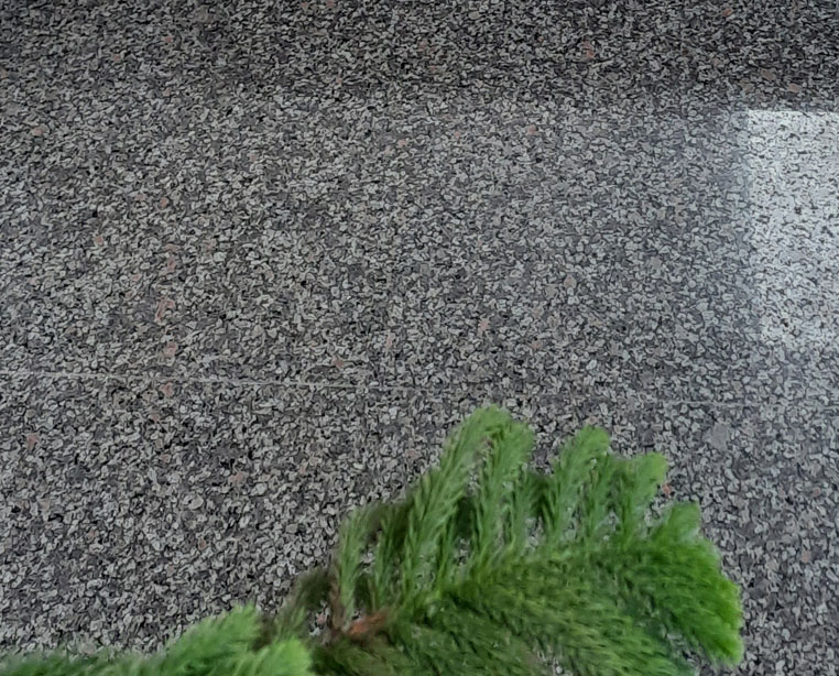 Apple Green Granite Slabs Counter tops