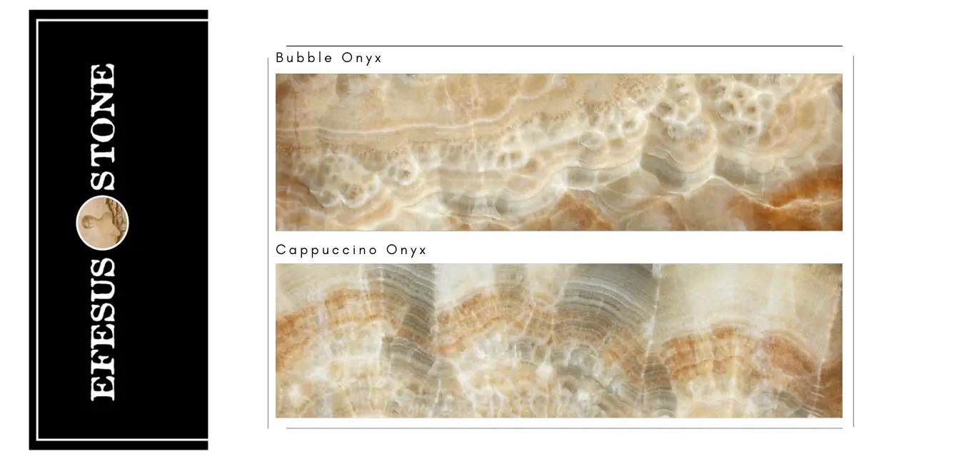 Bubble-Cappucino Onyx