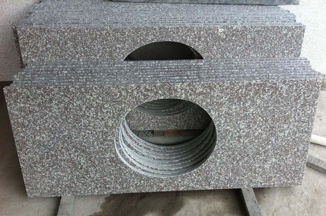 G664 granite Vanity Tops 1