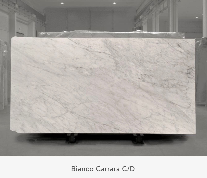 Bianco Carrara C-D