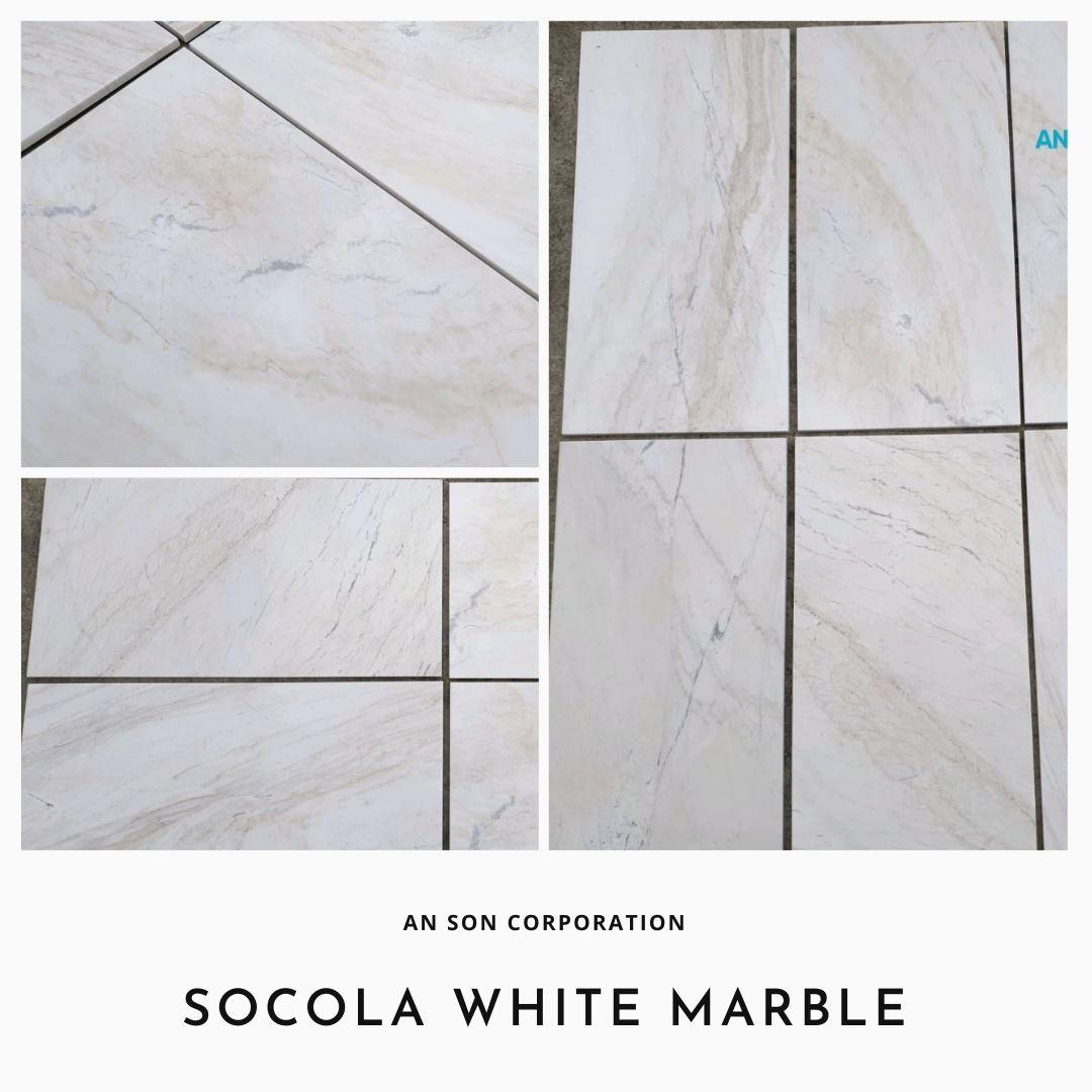 SOCOLA WHITE MARBLE