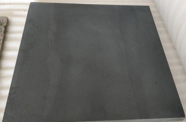 Indian Black Basalt - Honed
