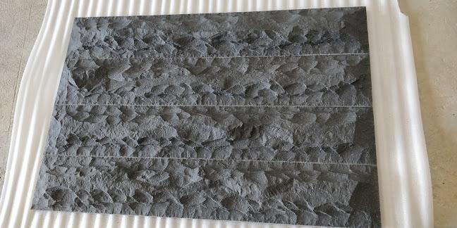 Indian Black Basalt - Long Rock Face