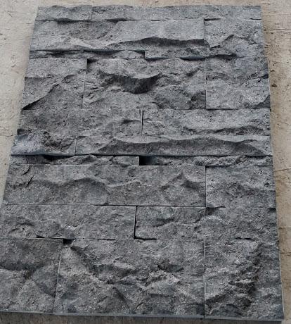 Indian Black Basalt Handcut Panels