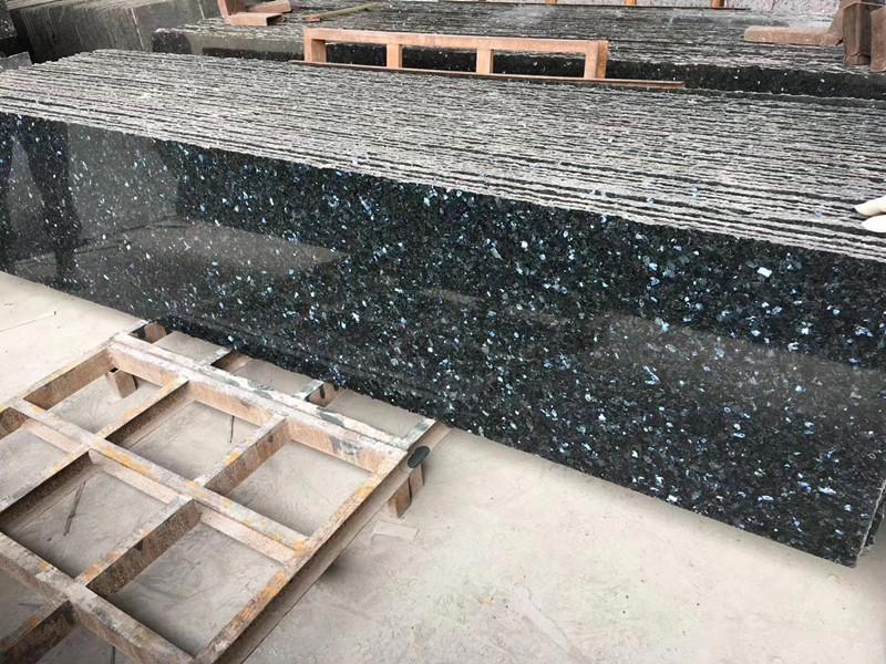 Blue Pearl Granite Random Slab