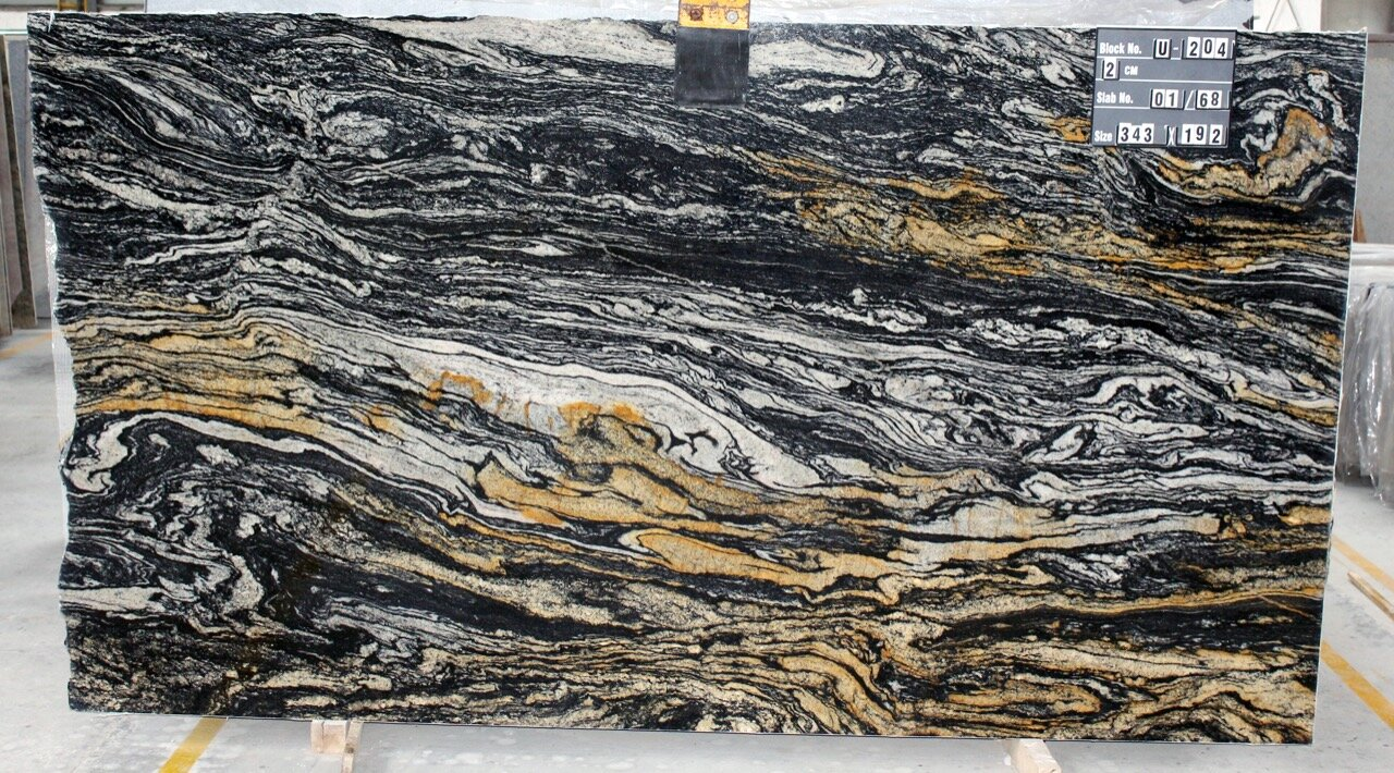 Cosmic Gold Granite