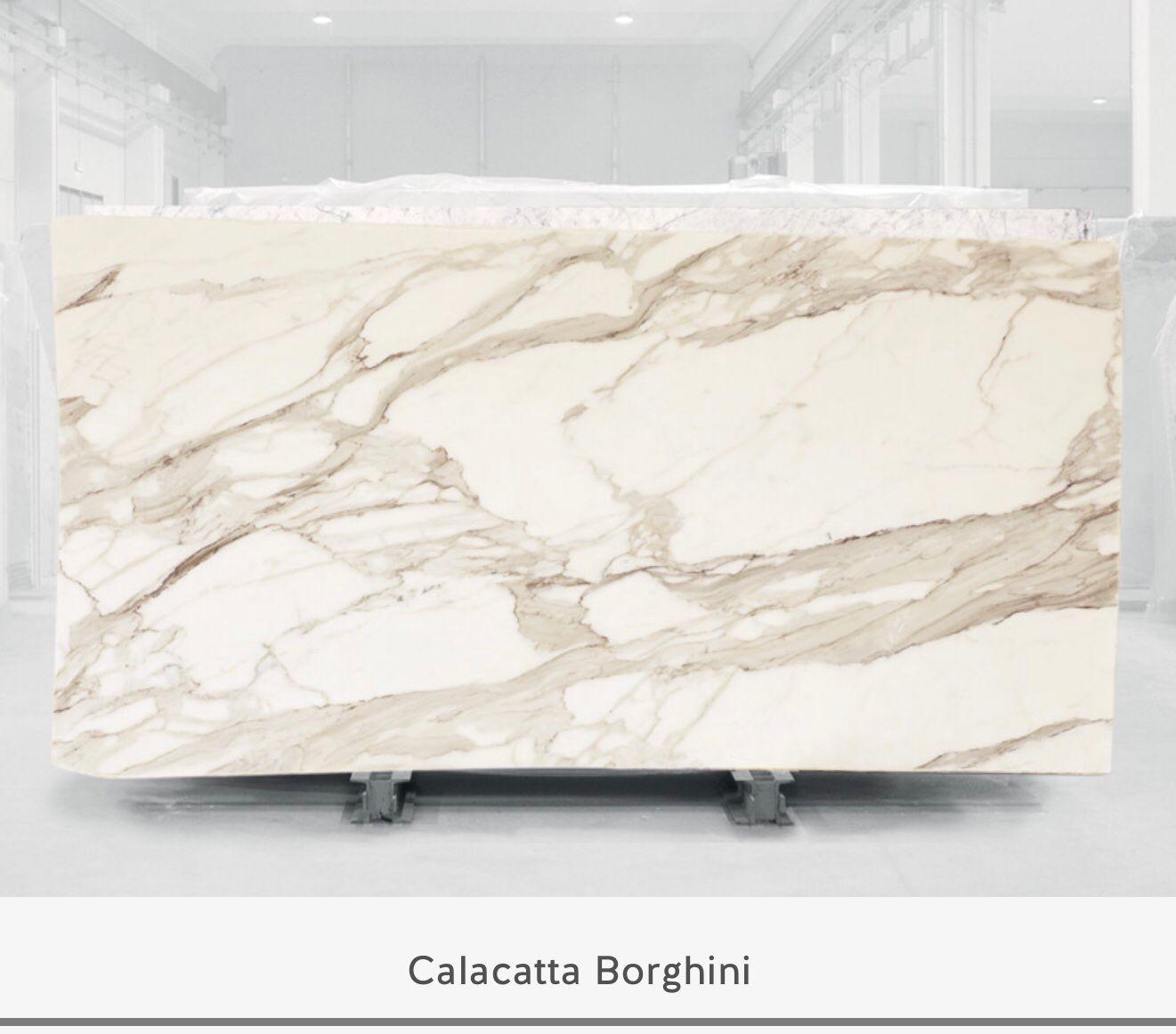 Calacatta Borghini