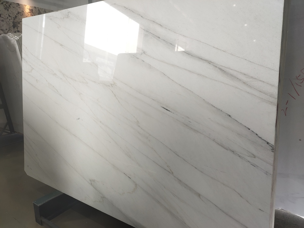 Colorado Yule Lincoln White Marble Valley Gold Vein Marble Slabs
