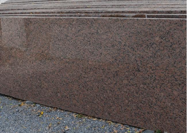 CopperSilk Granite from India