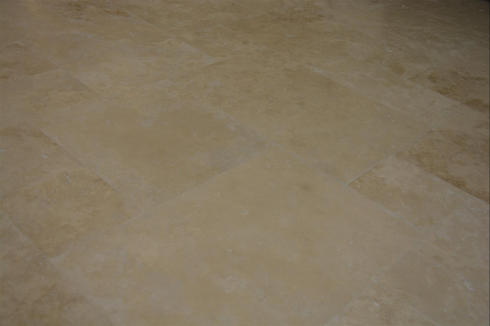 White Travertine Tiles