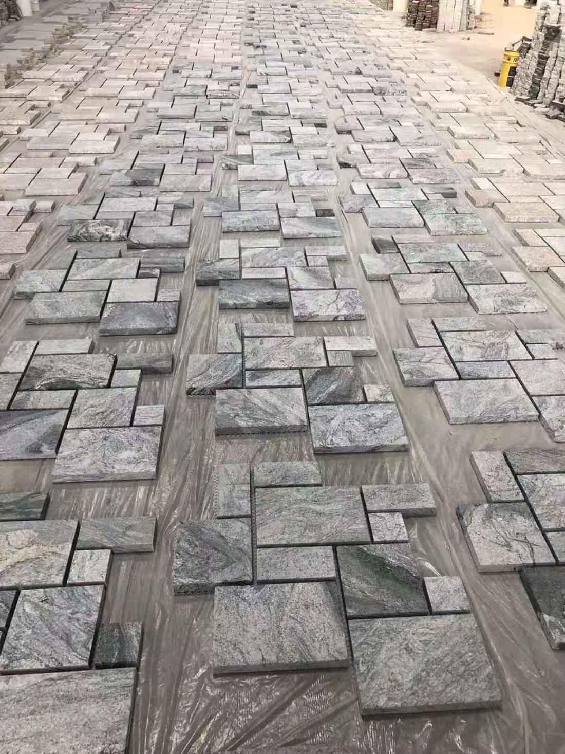 Fancy Cloud Granite Cut to Size 4