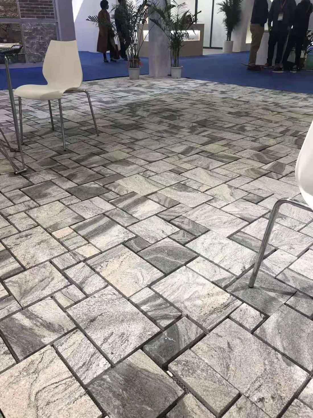 Fancy Cloud Granite Cut to Size 5