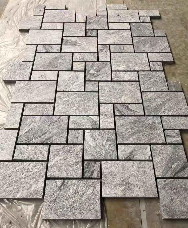 Fancy Cloud Granite Cut to Size 6