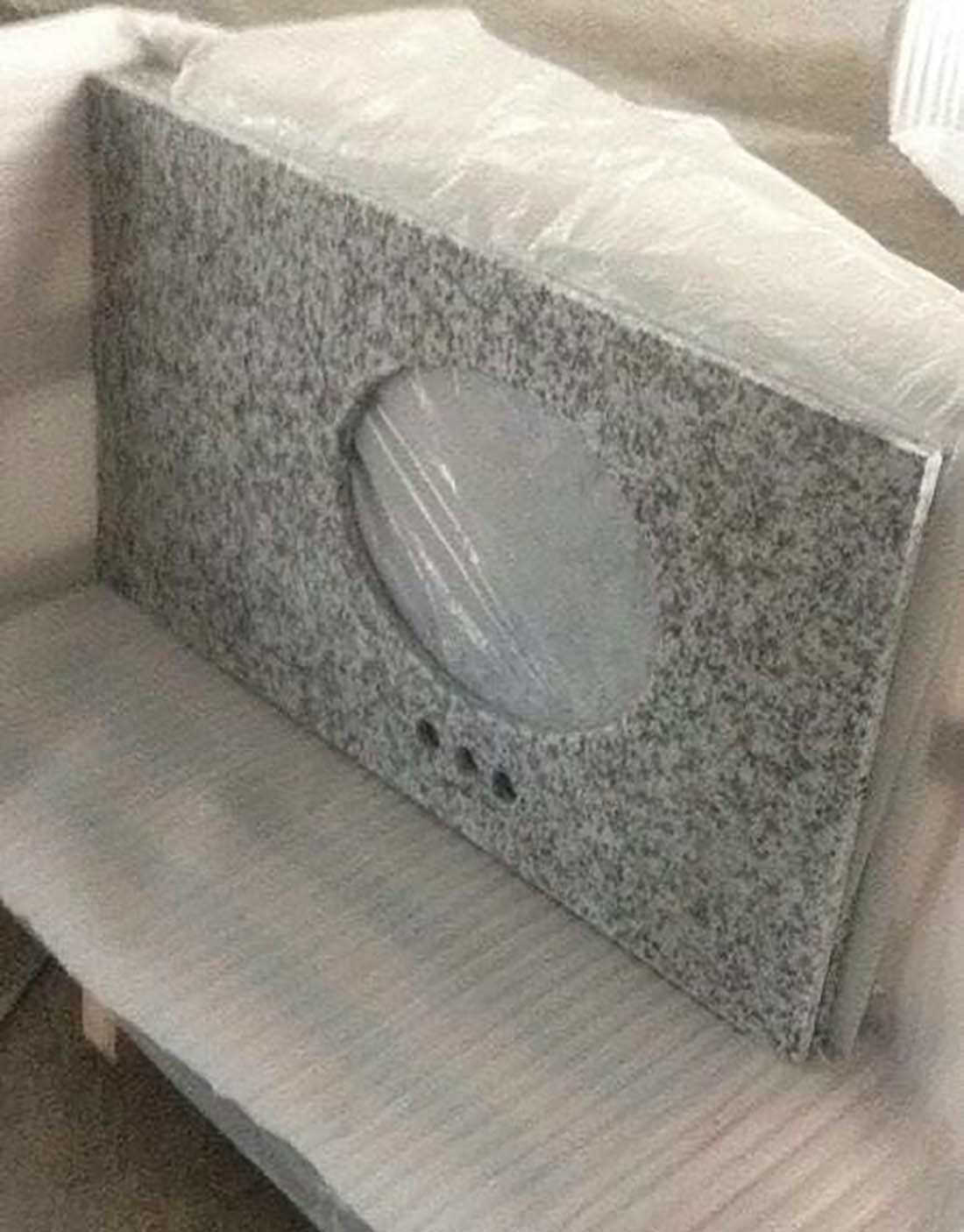 G439 granite Vanity Tops 2