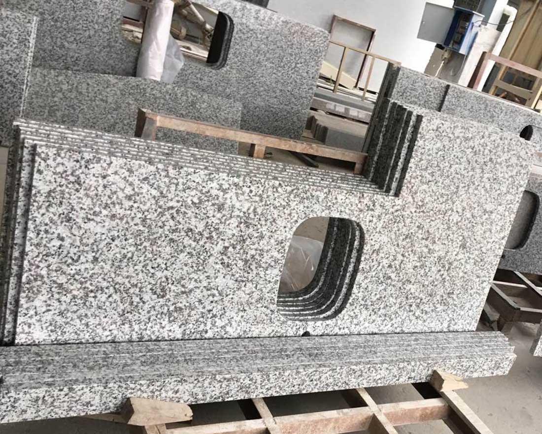 G439 granite Kitchen Counter Tops 1